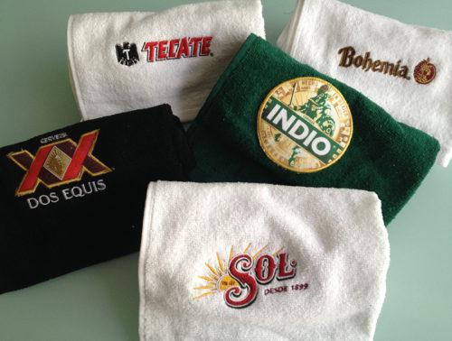 Publicidad textil y personalizaciones.