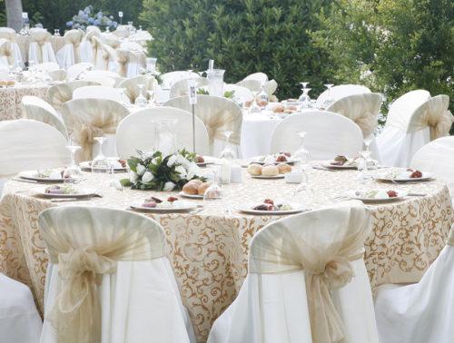 Manteles para banquetes