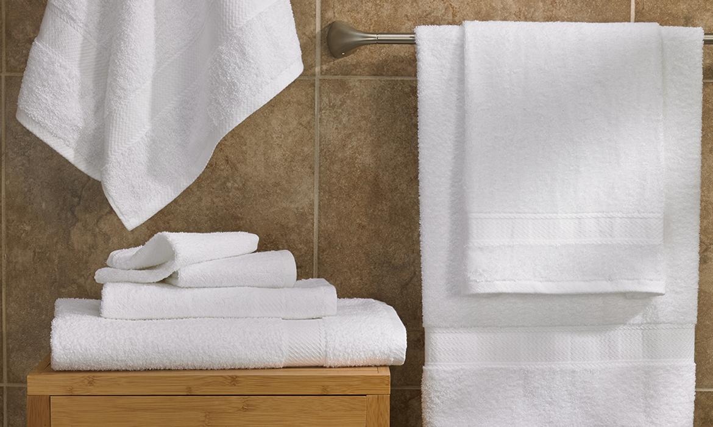 toallas habers ropa de baño
